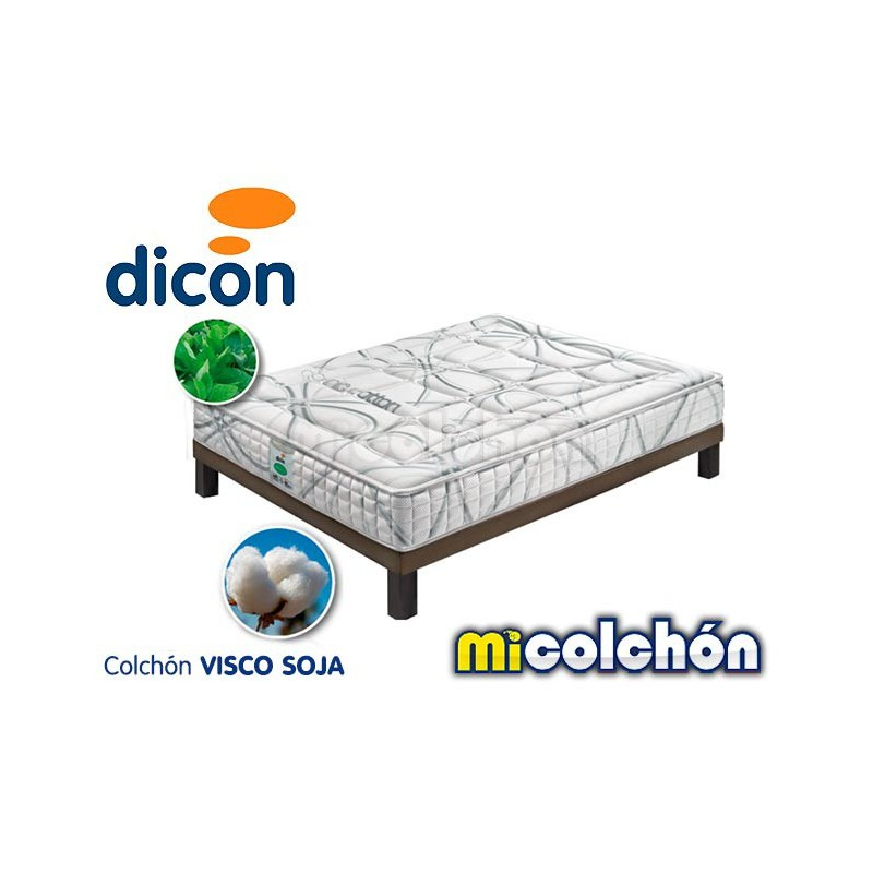 Dicon MEMORY SOY Mattress