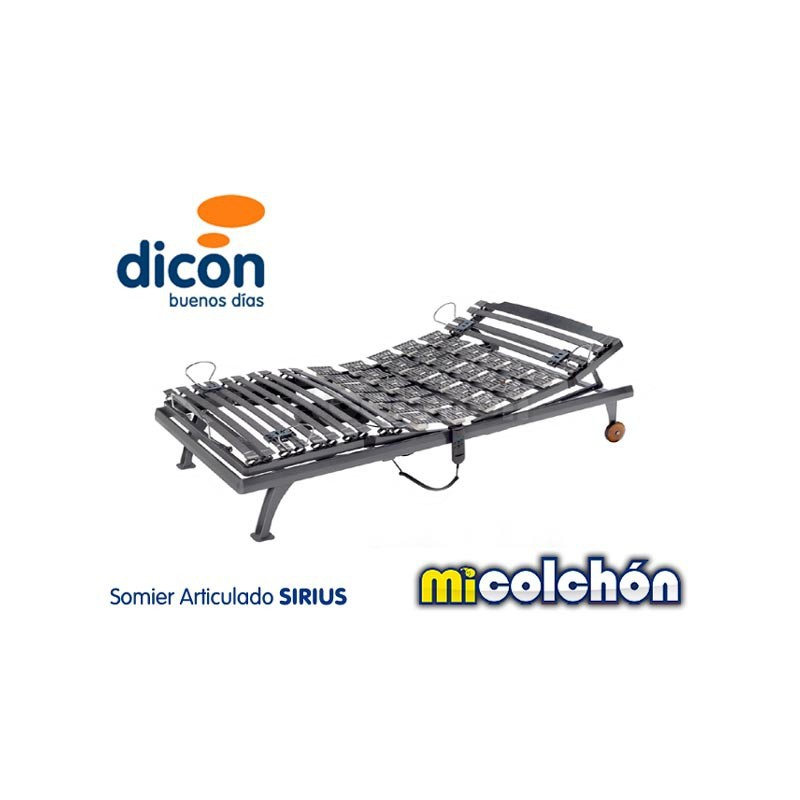 Dicon SIRIUS Fixed Bed Frame