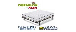 Pack Dormilon CIVIC + SOMMIER