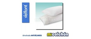 MITE-RESISTANT BABY Velfont Pillow