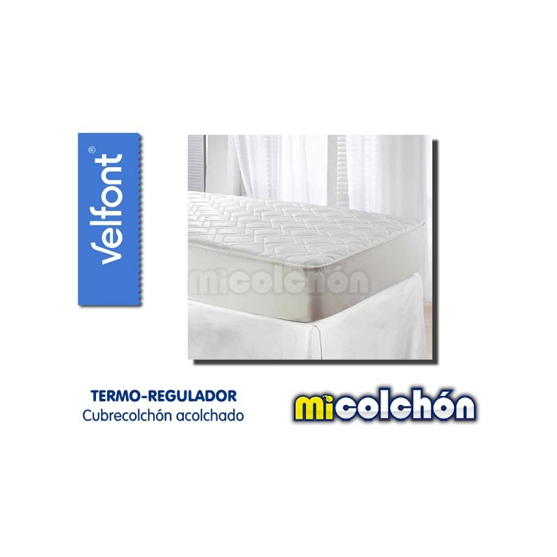 Velfont THERMAL REGULATOR 35cm-high Mattress Protector
