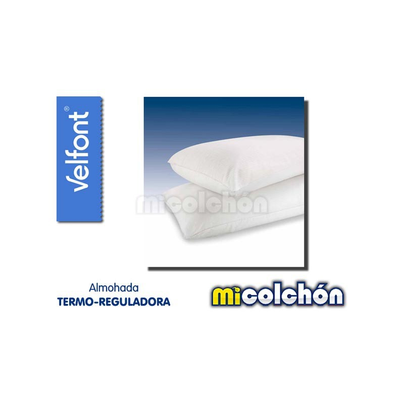 THERMO-REGULATING Velfont Pillow