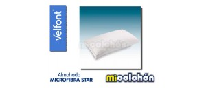 Velfont MICROFIBER STAR Pillow