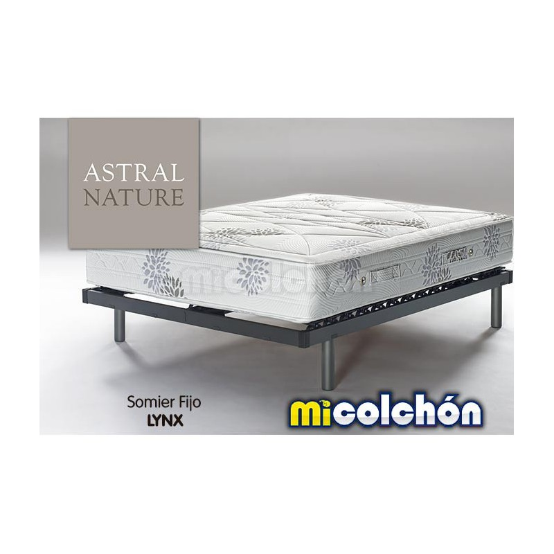 Somier Fijo Astral Nature LYNX