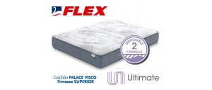 02 PALACE VISCO Flex Mattress with gel