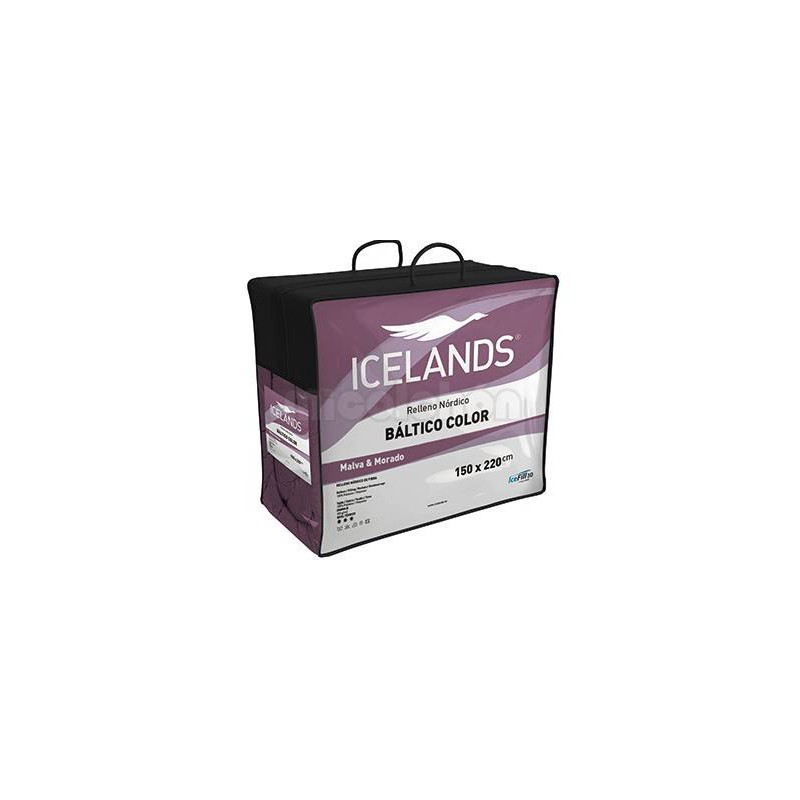Relleno Nórdico Icelands BÁLTICO COLOR 2016/17