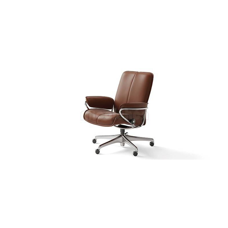 Sillón de oficina Stressless CITY LOW BACK