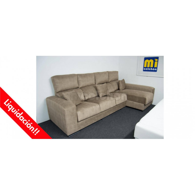 STOCK CLEARANCE Chaise Longue NIAGARA