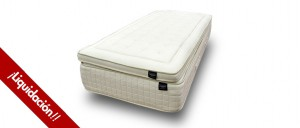 CLEARANCE Nessen PRESTON Mattress 90x190