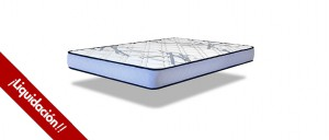 CLEARANCE of Nightland CORAL BLUE Mattress