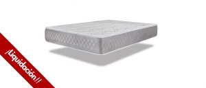 CLEARANCE DUAL NEW VISCO Mattress 18 CM 90x190