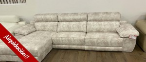 CLERANCE SOFA MARTIN WITH MOTOR