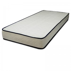 WHITE 15 Rolled Mattress