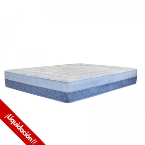 CLEARANCE Bed Nord Swiss MEMORY QUEEN