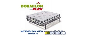 Dormilon METERPOLITAN VISCO + FRAME F2 Pack