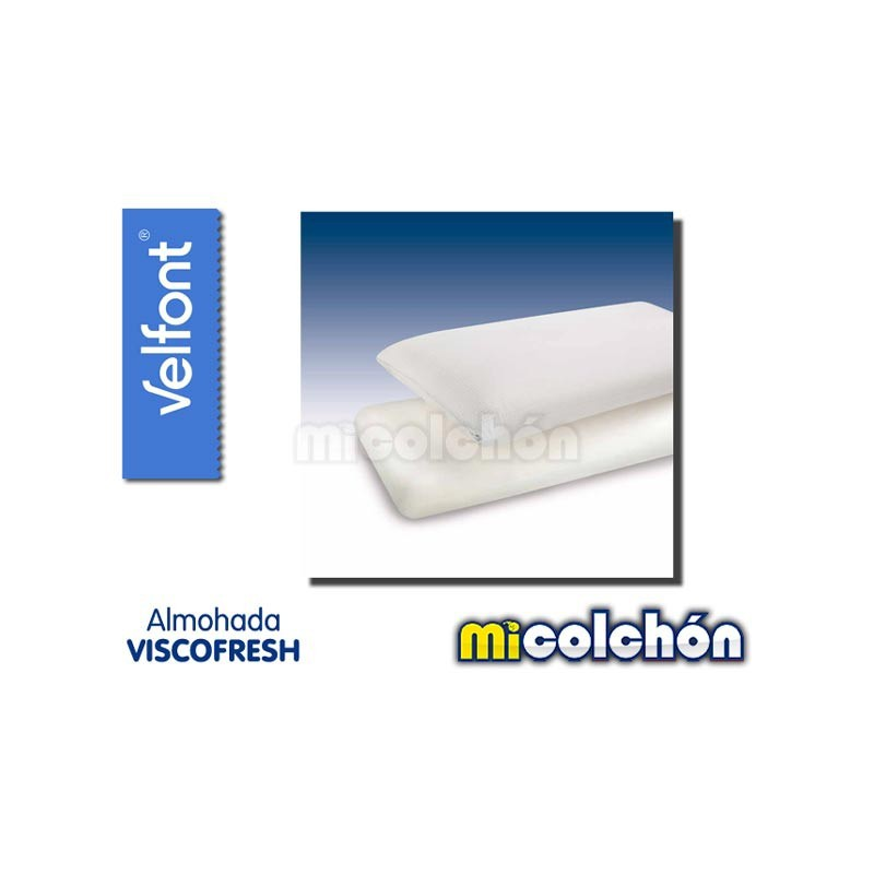 Almohada Velfont VISCOFRESH