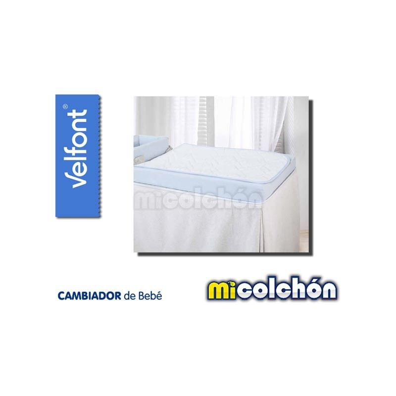 Velfont Baby CHANGING TABLE COVER