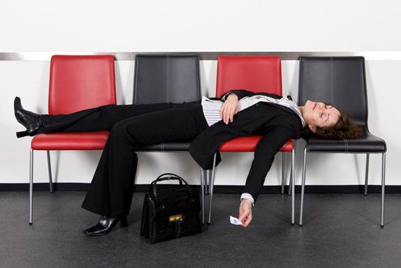 Somnolencia en el trabajo