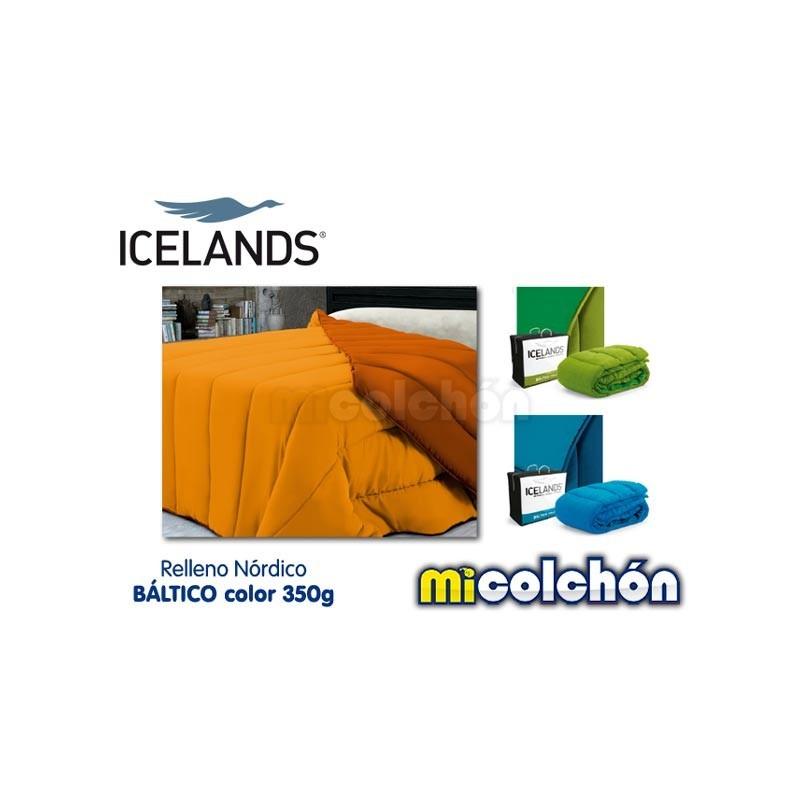 El blog de mi colch n 30 a os compartiendo sue os - Rellenos nordicos icelands ...
